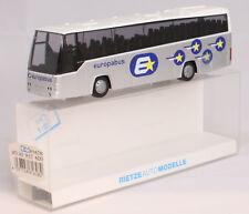 """Bus Rietze 61628 Volvo B12-600 facelift """"EUROPABUS"""" Reisebus 2002"""