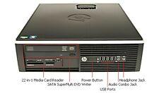 HP COMPAQ MODEL 6305 SFF PRO AMD A4 3.6 GHz 4 GB RAM MINI DESKTOP BASE UNIT GOOD