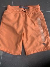 Abercrombie & Fitch Boys Swimshorts Age 5/6 Good Condition