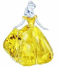 New in Box Swarovski Disney Princess Belle Limited Edition 2017 #5248590