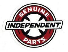 Independent Trucks Genuine Parts Skateboard Sticker skate snow surf board bmx