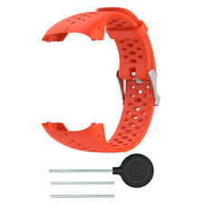 Silicone Wrist Watch Band Strap with Installation Tools for Polar M400 / M430