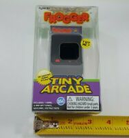 *NEW* Super Impulse Tiny Arcade Frogger Mini Handheld Retro Game w/ Keychain