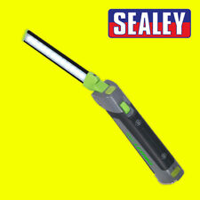 Sealey LED180 Rechargeable Slim Folding Inspection Lamp 12+1 SMD Lithium-ion