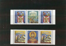 Europa cept 1997 croacia-serbio krajina MiNr 81-82 pares con Z-steg **