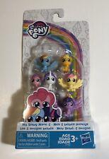 """My Little Pony My Baby Mane 6 Mini Figures 1"""""""