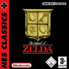 GameBoy Advance The Legend of Zelda [NES Classics] CIB, boxed great condition