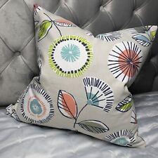 """Cushion Cover 18"""" Prestigious Textiles Fabric Retro Scandi Home Decor 100%Cotton"""