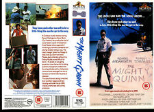 The Mighty Quinn - Denzel Washington - Video Sleeve/Cover #17188