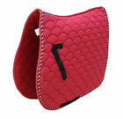 Horse Saddle Pad  English Quilted Contoured All-Purpose Trail 72TS02