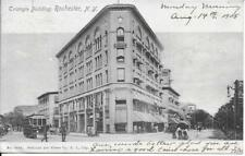 Triangle Building Rochester Monroe County NY Nice Vintage postcard used in 1905
