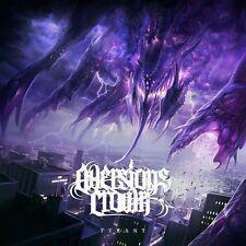 Aversions Crown - Tyrant CD 2014 Nuclear Blast modern death metal Australia