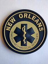 New Orleans EMS Patch - Night Watch Paramedic