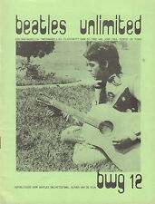 BEATLES UNLIMITED BWG 1978 nr. 12 - DUTCH MAGAZINE FOR FANS