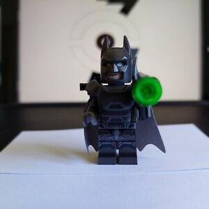Lego DC Superhero SH217 Batman Armored Minifigure! Tracked Post! Int'l!
