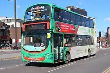 5513 BX13JNL National Express West Midlands Bus 6x4 Quality Bus Photo