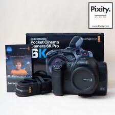 Blackmagic Design Pocket Cinema Camera 6K Pro (Canon EF) #00298