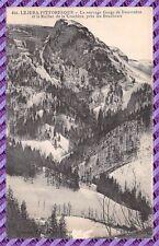 Carte postale - La sauvage gorge de douvraine - près les Bouchoux