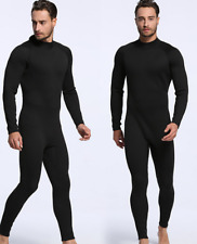 Men 2mm Neoprene Scuba Snorkeling Jump Diving Suits Free Dive Full Body Wetsuits
