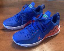University of Florida Jordan Alpha 360 TR Shoes New In Box Size 7.5 Men's Gators