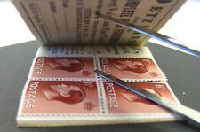 New listing Gb Stamps Keviii 1936 Booklet 4 complete Mnh Panes Pb1, Pb2, Pb3, Pb5a Mint