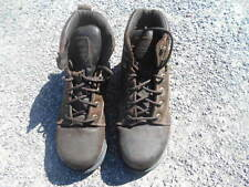 Men's Field N Forest Highland Steel Toe Boots Brown Size 9 1/2 Men on 1 time