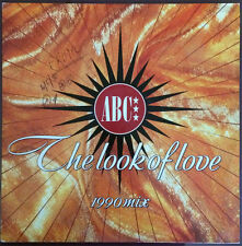 ABC 12'' The Look Of Love (1990 Mix) - ENGLAND