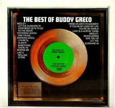 JAZZ LP BEST OF BUDDY GRECO NEW FACTORY SEALED