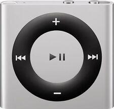 Apple iPod Shuffle 4th Generation Silver (2 GB)