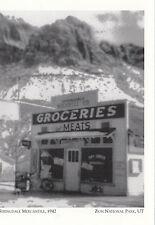 (18219) Postcard - Zion National Park - Springdale Mercantile (modern card)