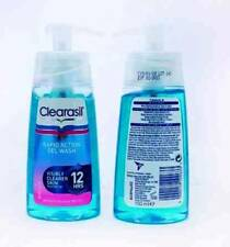 CLEARASIL ULTRA RAPID ACTION GEL WASH VISIBLY CLEARER SKIN WORKS IN 12 HRS 150ML