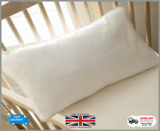 COT BED PILLOW JUNIOR, TODDLER, BABY - SAFETY PILLOW