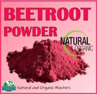 ✅ BEETROOT POWDER - 100% Certified Organic - Premium Quality QUICK POST