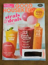 GOOD HOUSEKEEPING MAGAZINE July 2017 STEALS & DEALS ISSUE Outdoor Living Guide