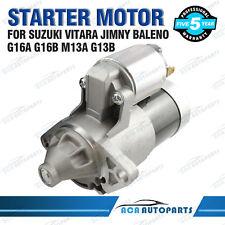 Starter Motor for Suzuki Ignis M13A 1.3L M15A 1.5L Liana M16A 1.6L Grand Vitara