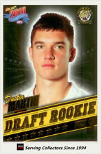 2010 Select AFL Champions Draft Rookie Card DR3: Dustin Martin (Richmond)