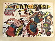 Ayax el Griego num.2 Editorial Creo 1960