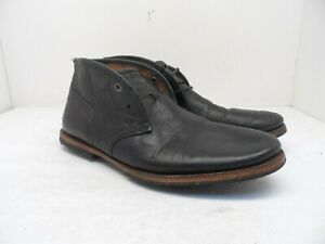 Timberland Men's Wodehouse Leather Chukka 75510 Boots Black Size 8M