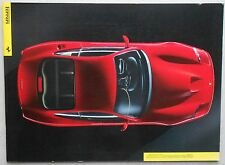 Ferrari 550 maranello Brochure 1101/96 Prospekt Depliant no book buch press
