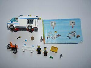 Lego City 7286 police camion voleur - complet avec notice