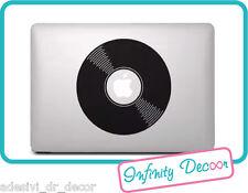 "Adesivo ""Disco"" per  Mac Book Pro/Air 13 - Stickers ""Vynil"" for apple MacBookPro"