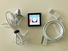 APPLE IPOD NANO 6TH GENERATION 8GB MODEL - GREY