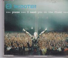 Scooter-Posse cd maxi single