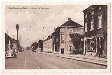 Belgium Marchienne-au-Pont:Rout de Beaumont Vintage Postcard