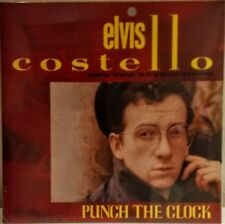 Elvis Costello & the Attractions Punch the Clock [LP] New Factory Sealed Mint