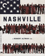Nashville (Blu-ray Disc, 2016, Criterion Collection) BRAND NEW