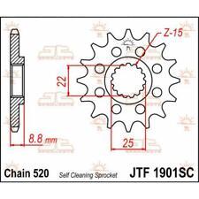 JTF1901.13SC PIGNONE IN ACCIAIO JT MAICO 490 MC 1983-1985 Passo 520 - 13 denti