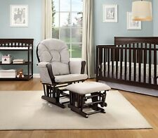 Graco Glider Rocking Chair With Ottoman
