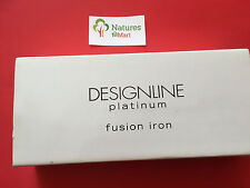 DESIGNLINE PLATINUM FUSION IRON- A NEWLY DEVELOPED HAIR EXTENTION APPLIANCE (B)