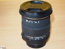 Nikon Dx Af Objectif Sigma 17-50mm 1: 2,8 Ex HSM Optique Stabilisateur Dx-Senor